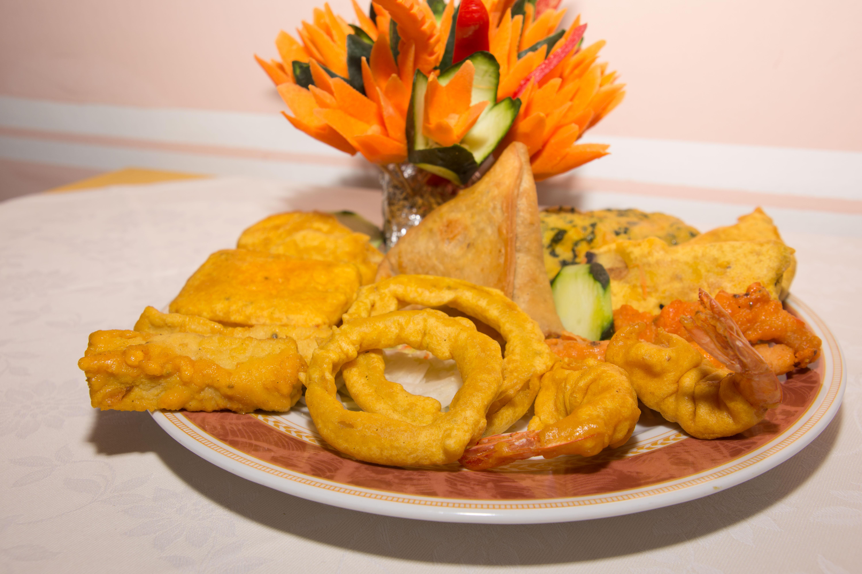 piatti di cucina indiana