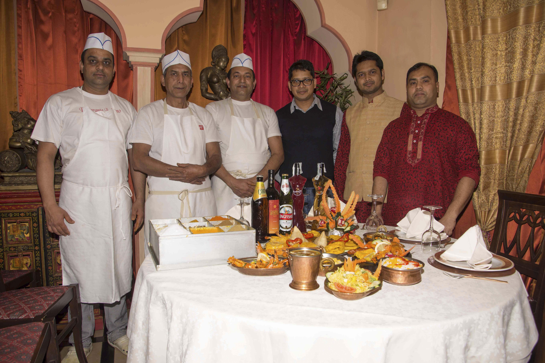 ristorante indiano torino